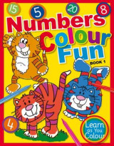 Omslag - Numbers Colour Fun: Book 1