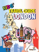 Omslag - Kids' Travel Guide - London