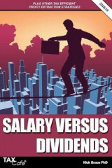 Omslag - Salary Versus Dividends & Other Tax Efficient Profit Extraction Strategies 2018/19
