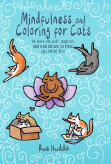 Omslag - Mindfulness and Coloring for Cats