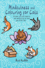 Omslag - Mindfulness and Colouring for Cats