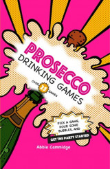 Omslag - Prosecco drinking games