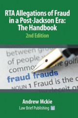 Omslag - RTA Allegations of Fraud in a Post-Jackson Era: The Handbook