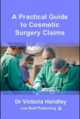 Omslag - A Practical Guide to Cosmetic Surgery Claims