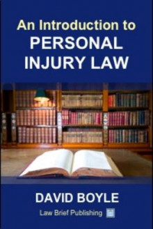 An Introduction to Personal Injury Law av David Boyle (Heftet)
