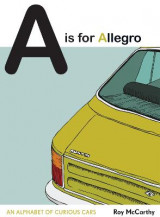 Omslag - A is for Allegro