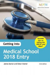 Omslag - Getting into Medical School 2018 Entry