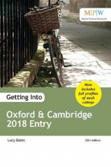 Omslag - Getting into Oxford & Cambridge 2018 Entry