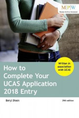 Omslag - How to Complete Your UCAS Application 2018 Entry