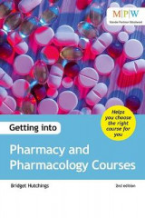 Omslag - Getting into Pharmacy and Pharmacology Courses
