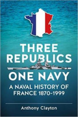 Omslag - Three Republics One Navy