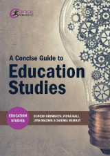 Omslag - A Concise Guide to Education Studies