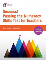 Omslag - Success! Passing the Numeracy Skills Test for Teachers
