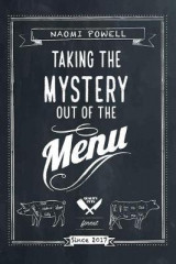 Omslag - Taking the Mystery Out of the Menu