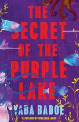 Omslag - The Secret of the Purple Lake