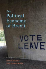 Omslag - The Political Economy of Brexit