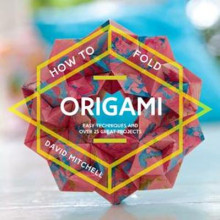 How to Fold Origami av David Mitchell (Heftet)