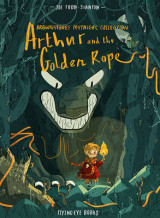 Omslag - Brownstone's Mythical Collection: Arthur & the Golden Rope