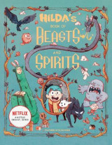Omslag - Hilda's Book of Beasts and Spirits
