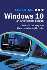 Omslag - Essential Windows 10: 1st Anniversary Edition