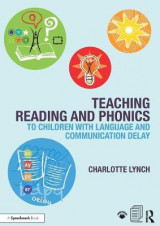 Omslag - Teaching Reading and Phonics to Children with Language and Communication Delay