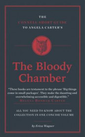 The Connell Short Guide To Angela Carter's The Bloody Chamber av Erica Wagner (Heftet)