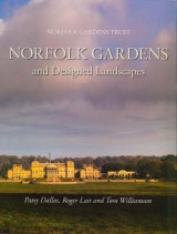 Omslag - Norfolk Gardens and Designed Landscapes
