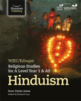 Omslag - WJEC/Eduqas Religious Studies for A Level Year 1 & AS - Hinduism