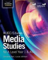 Omslag - WJEC/Eduqas Media Studies for A Level Year 1 & AS
