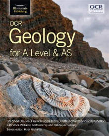 OCR Geology for A Level and AS av Stephen Davies, Frank Mugglestone, Ruth Richards, Tony Shelton, Malcolm Fry, Vince Williams og Debbie Armstrong (Heftet)