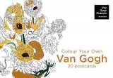 Omslag - Colour Your Own Van Gogh