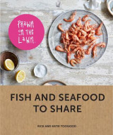 Omslag - Prawn on the Lawn: Fish and seafood to share