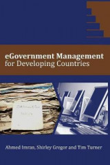 Omslag - Egovernment Management for Developing Countries