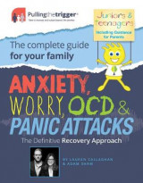 Omslag - Anxiety, Worry, OCD and Panic Attacks - The Definitive Recovery Approach