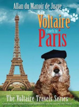 Omslag - Voltaire Travels to Paris