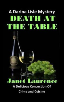 Death at the Table av Janet Laurence (Heftet)