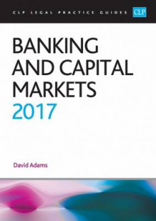 Banking and Capital Markets 2017 av David Adams (Heftet)