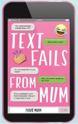 Omslag - Text Fails from Mum