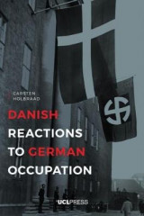 Omslag - Danish Reactions to German Occupation