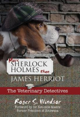 Omslag - More Sherlock Holmes Than James Herriot