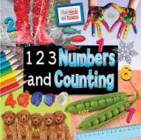 Omslag - 1 2 3 Numbers and Counting: First Words and Pictures 2017