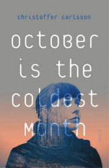 Omslag - October is the Coldest Month