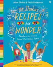 Mr Shaha's Recipes for Wonder av Alom Shaha (Heftet)