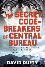 Omslag - The Secret Code-Breakers of Central Bureau
