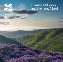 Carding Mill Valley and the Long Mynd, Shropshire av Andrew Fusek Peters (Heftet)