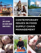 Omslag - Contemporary Issues in Food Supply Chain Management