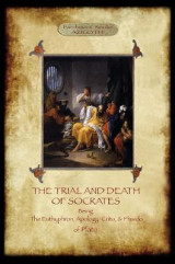 Omslag - The Trial and Death of Socrates