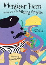 Omslag - Monsieur Pierre and the Case of the Missing Gruyere