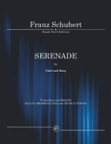 Omslag - Serenade: For Flute and Harp 2016