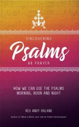 Omslag - Discovering Psalms as Prayer